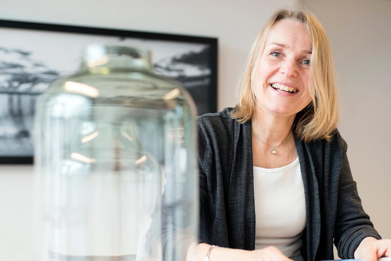 Annette Spicker Bruhn – stifter af Nøglebundtet